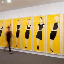 Alex Katz The Black Dress - Bing images