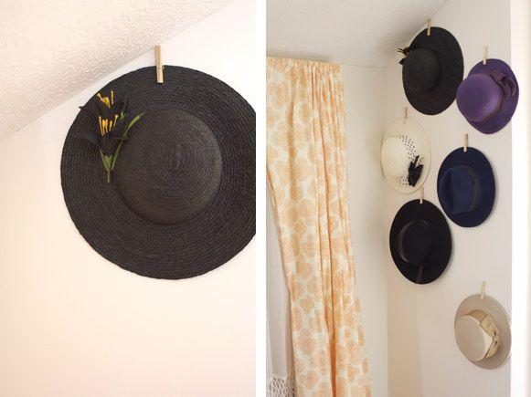 D I Y Wall Decor Display Hat Wall Decor Display Wall Decor