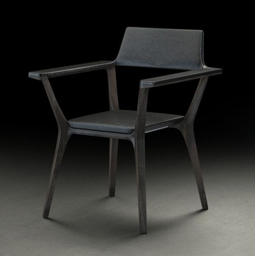 Aurea Chair by Tierney Haines Architects