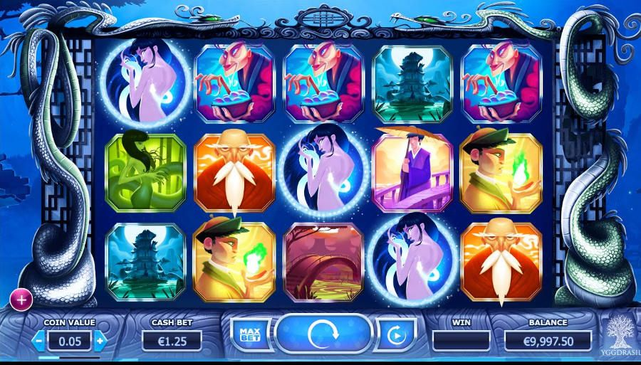 Spiele Legend Of The White Snake - Video Slots Online