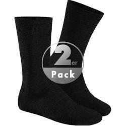 Photo of Hudson Herren Socken, Baumwolle, schwarz schwarz Hudson Strümpfe
