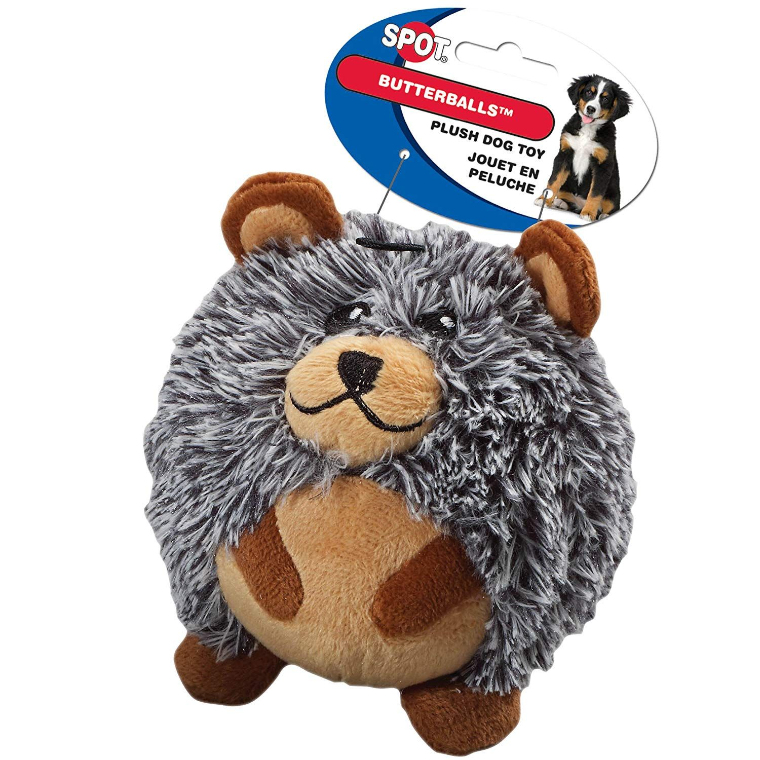 Spot Butterballs Woodland Dog Toy Very Kind Of Your Presence To