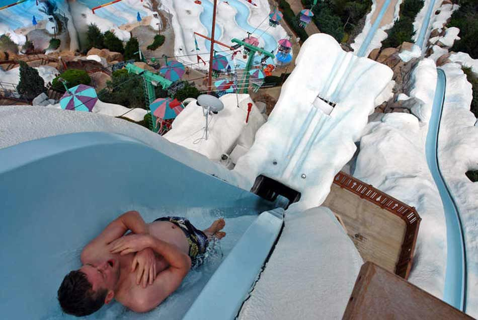The Most Insane Water Slides In