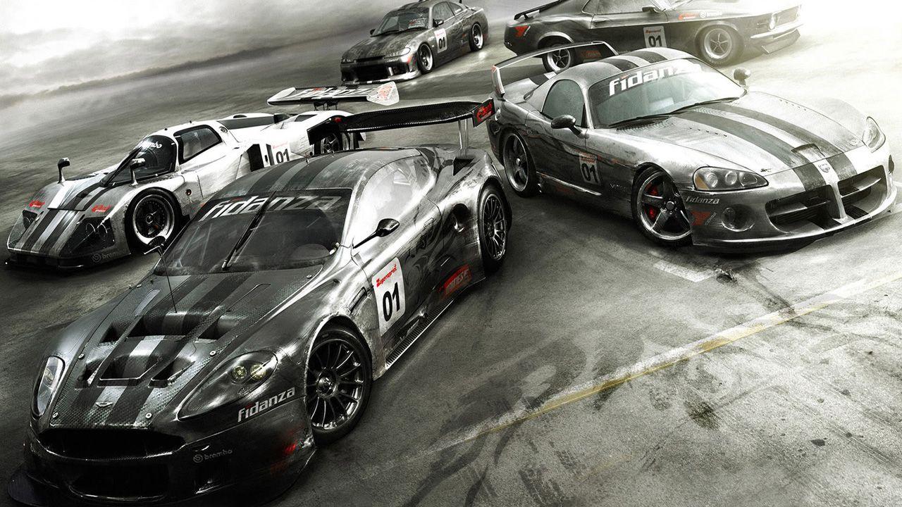 Super Cars Stunt Wallpapers Hd Hd Desktop Wallpapers Sports Car Wallpaper Grid Autosport Racing Driver