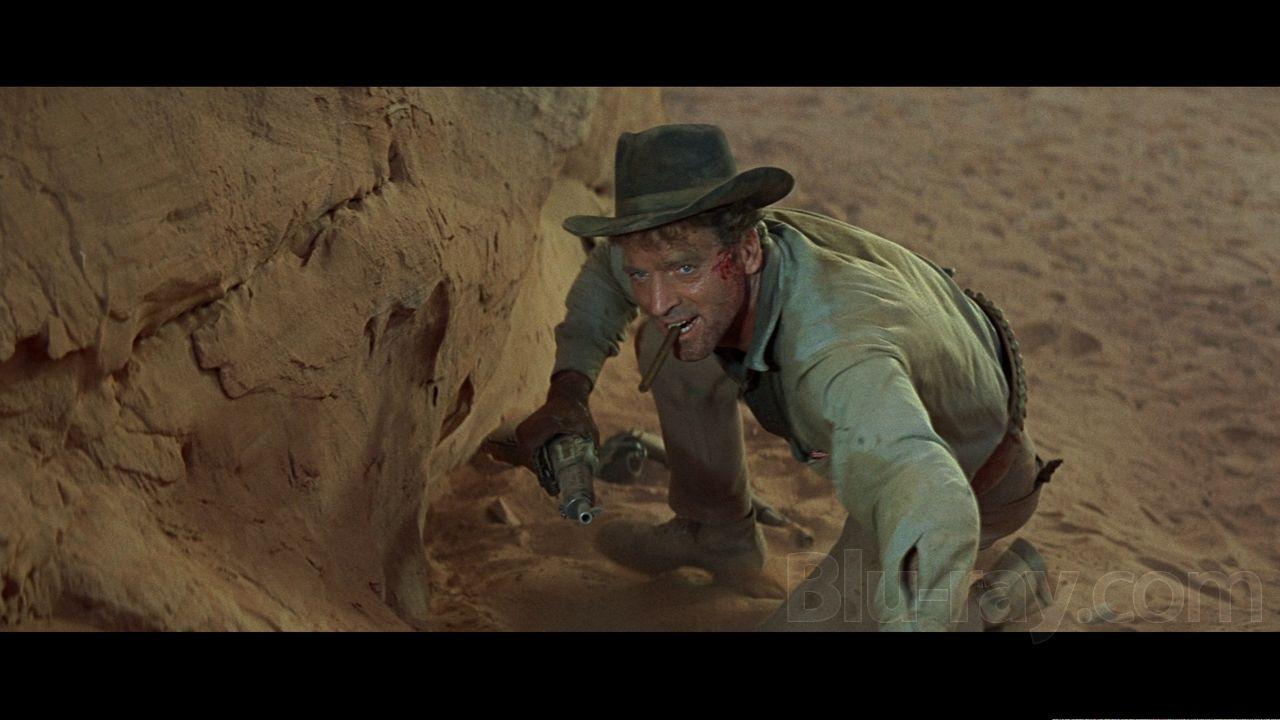 Burt lancaster in the professionals heroic burt lancaster
