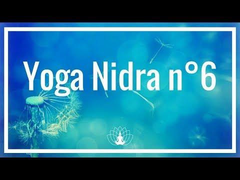 rotation de la conscience yoga nidra