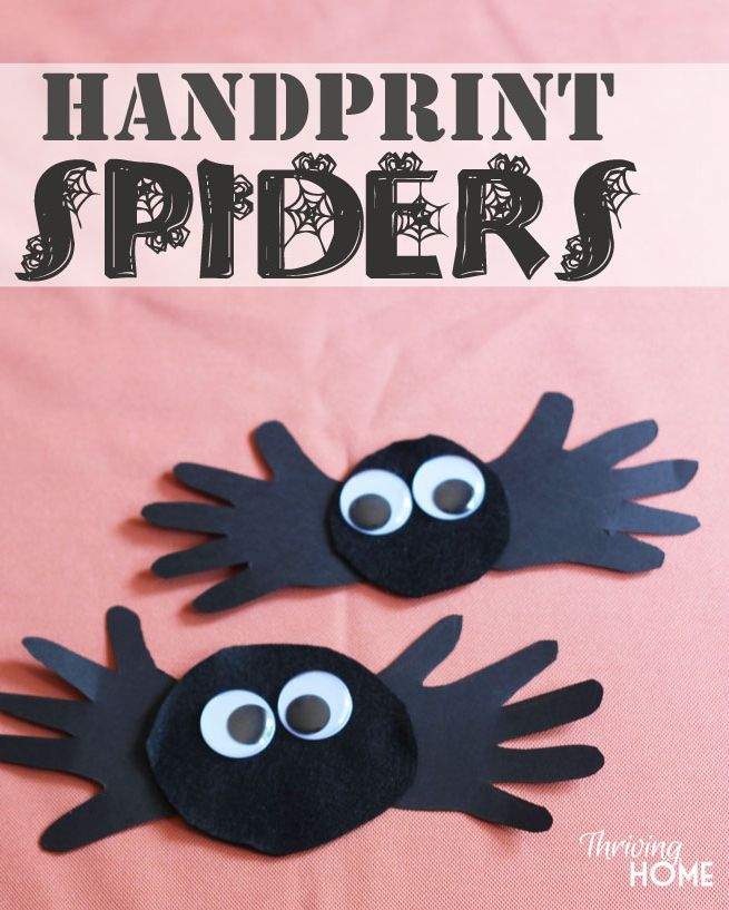 25+ Fun and Creative Halloween Crafts for Kids