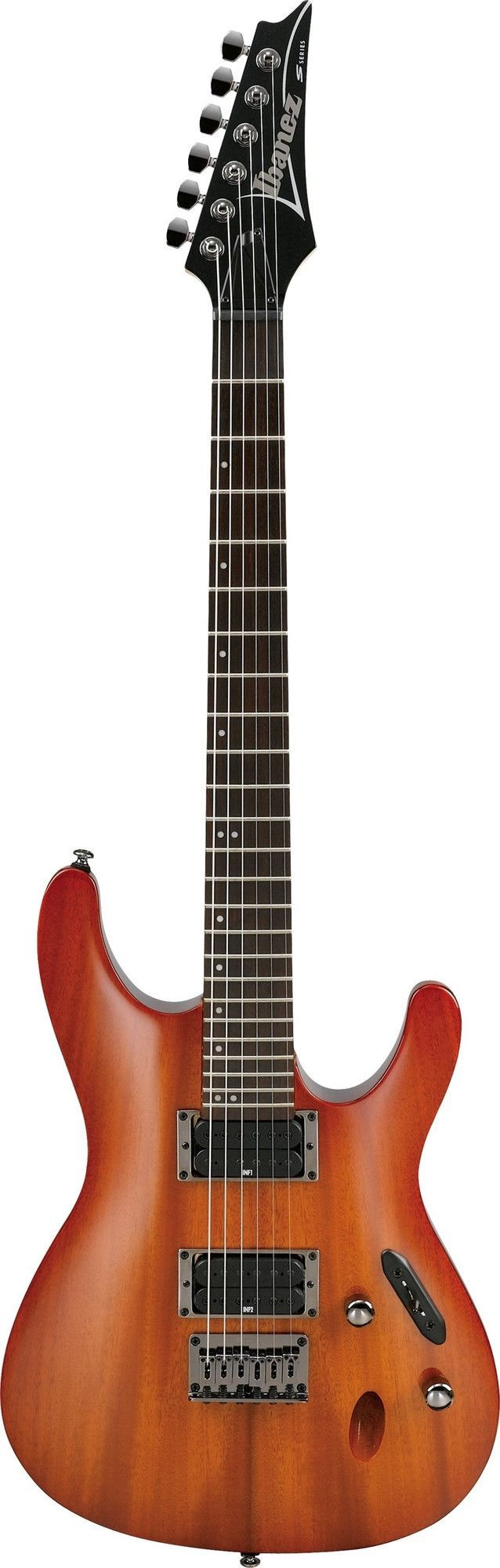 Ibanez S521 S-Series Electric Guitar