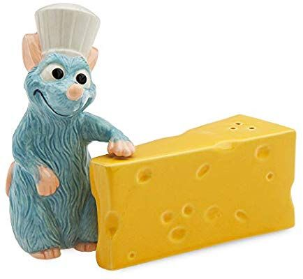 Disney Ratatouille Salt And Pepper Set No