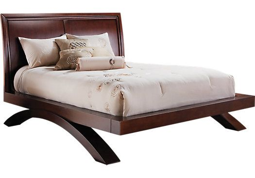 Shop For A Kristina 3 Pc Queen Bed At Rooms To Go Find Queen Beds