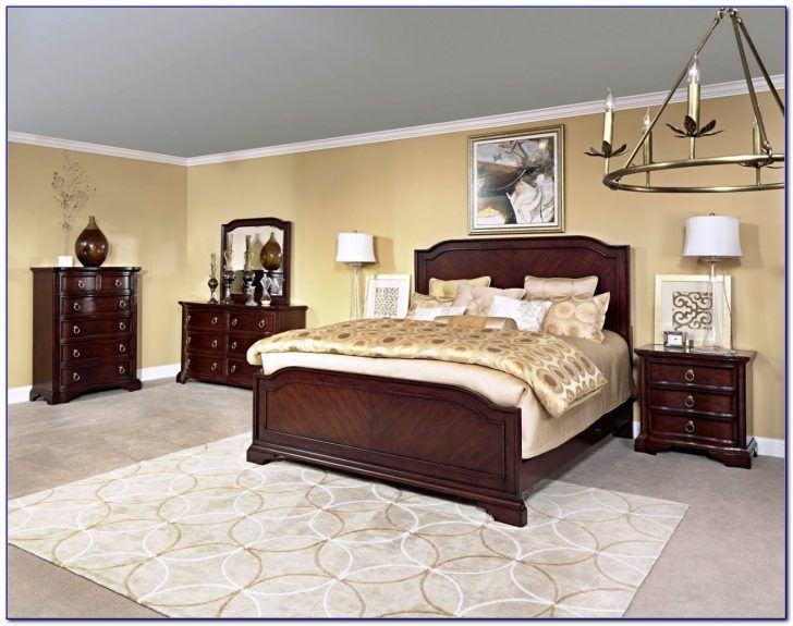 broyhill farnsworth sleigh bed bedroom furniture home sets hayden