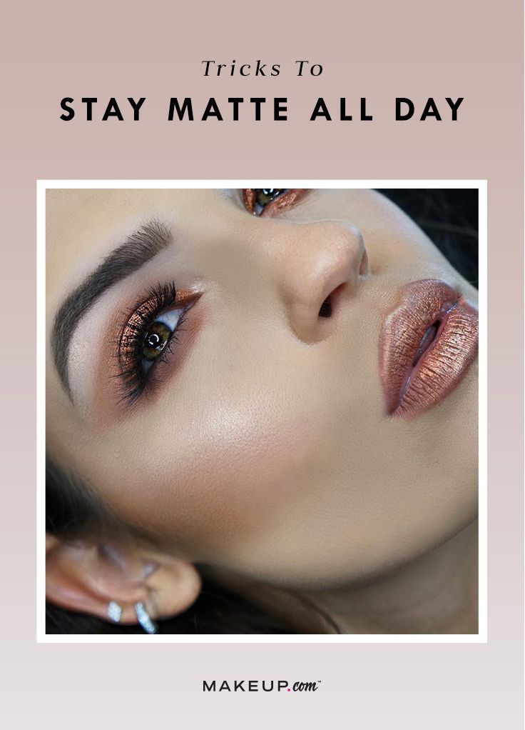 The Ultimate Matte Makeup Tutorial We spoke to makeup influencer Julia Salvia about her favorite ways to keep makeup matte throughout the day — here's what ...