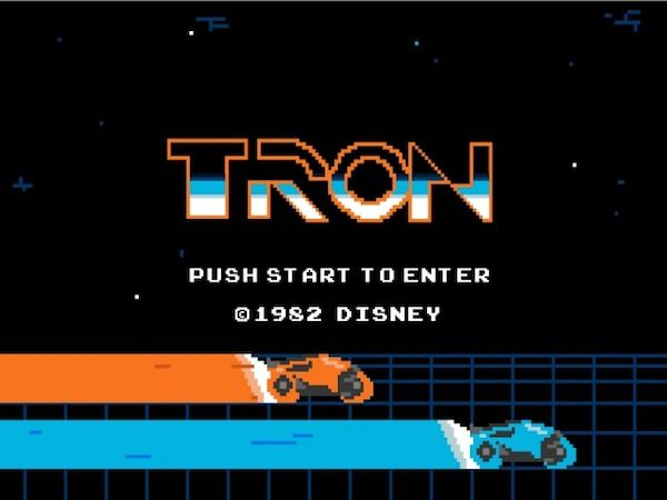 Disney Classics Reimagined As 8-Bit Video Games - DesignTAXI