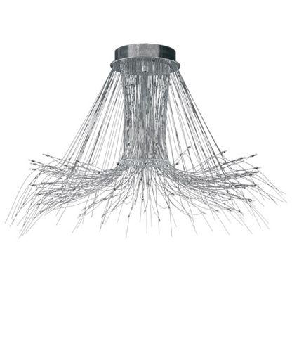 Fontana Chandelier 72 Bulb by Metalspot | Chandeliers, Bulbs and ...