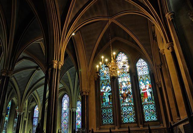 St. Patrick's Cathedral: Dublin: Where I Didn't Kill Us   http://deonnekahler.com/2014/03/dublin-didnt-kill-us/
