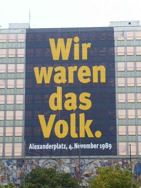 Alexanderplatz Berlin East Germany Germany German History