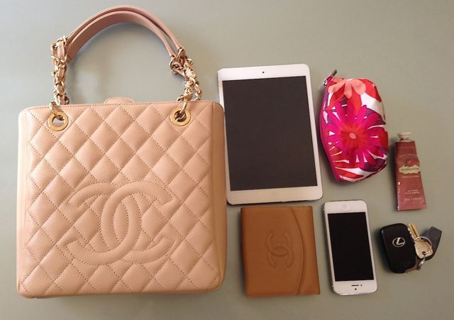 7cb927c451b4 What's in your CHANEL bag today? Include pics! - Page 119 - PurseForum