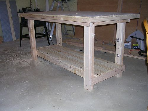 Wood workbenches A recent kitchen renovation project inspires new woodshop  storage ideas for my garage recycle. Wood workbenches A recent kitchen renovation project inspires new