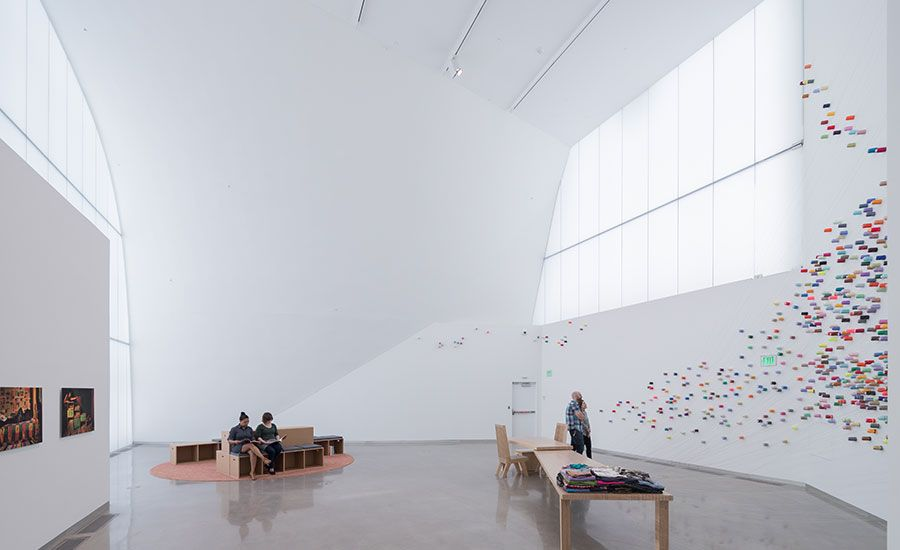 Steven Holl Architects' GameChanging New Arts Building