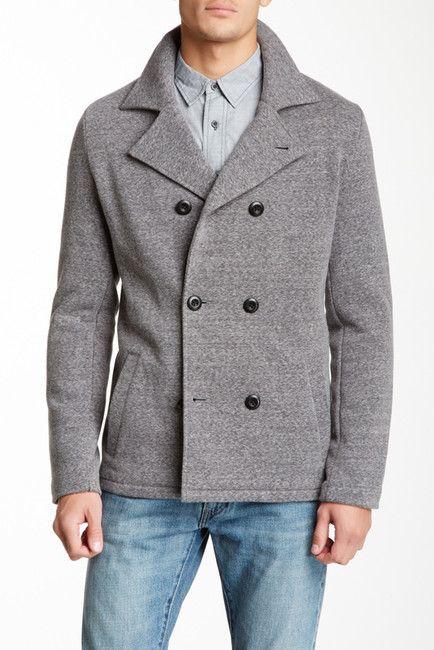 Ambig Hugo Double Breasted Coat