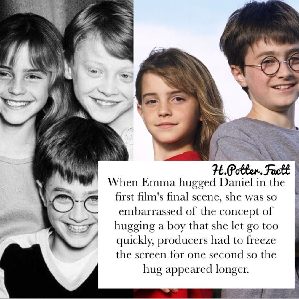 H Potter Fact On Instagram Follow This Account For More Describe The Golden Trio With One Harry Potter Universal Harry Potter Jokes Harry Potter Cast