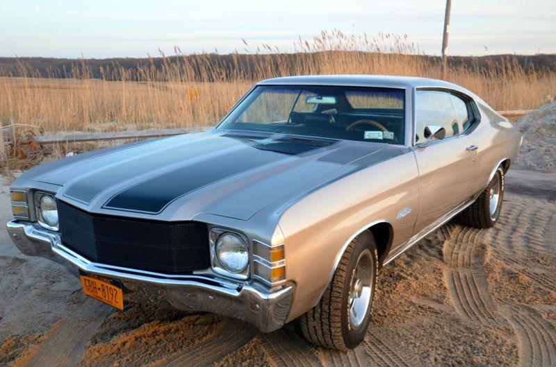 Top 3 Cars That Someone Should Buy Me For My Birthday, Number 1: 1971 Chevrolet Malibu  http://cgi.ebay.com/ebaymotors/1971-Chevy-Malibu-/171109916909?pt=US_Cars_Trucks=item27d6f220ed#v4-42