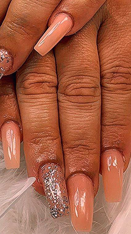 Photo of 44+ Stunning Coffin Nails Design Ideas For This Year 2020 Part 19