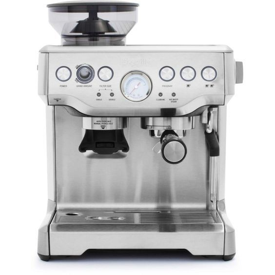 Breville Barista Express Espresso Machine Suitable For Home Kitchen Home Office This Bea Espresso Machine Breville Espresso Machine Breville Barista Express