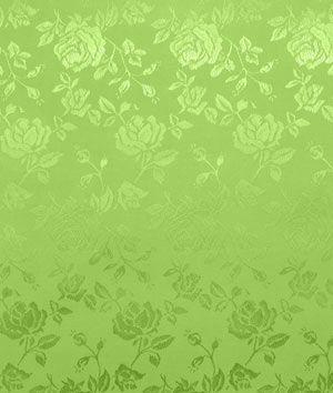 Citrus Green Jacquard Satin Fabric - $4.96 | onlinefabricstore.net