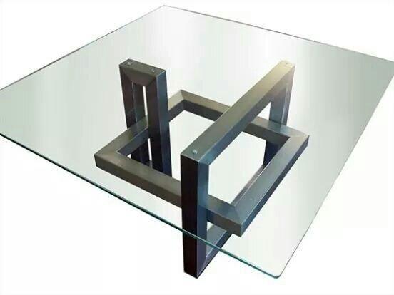 M veis de metalon ferro e madeira em 2019 mesa de for Catalogo mobilia