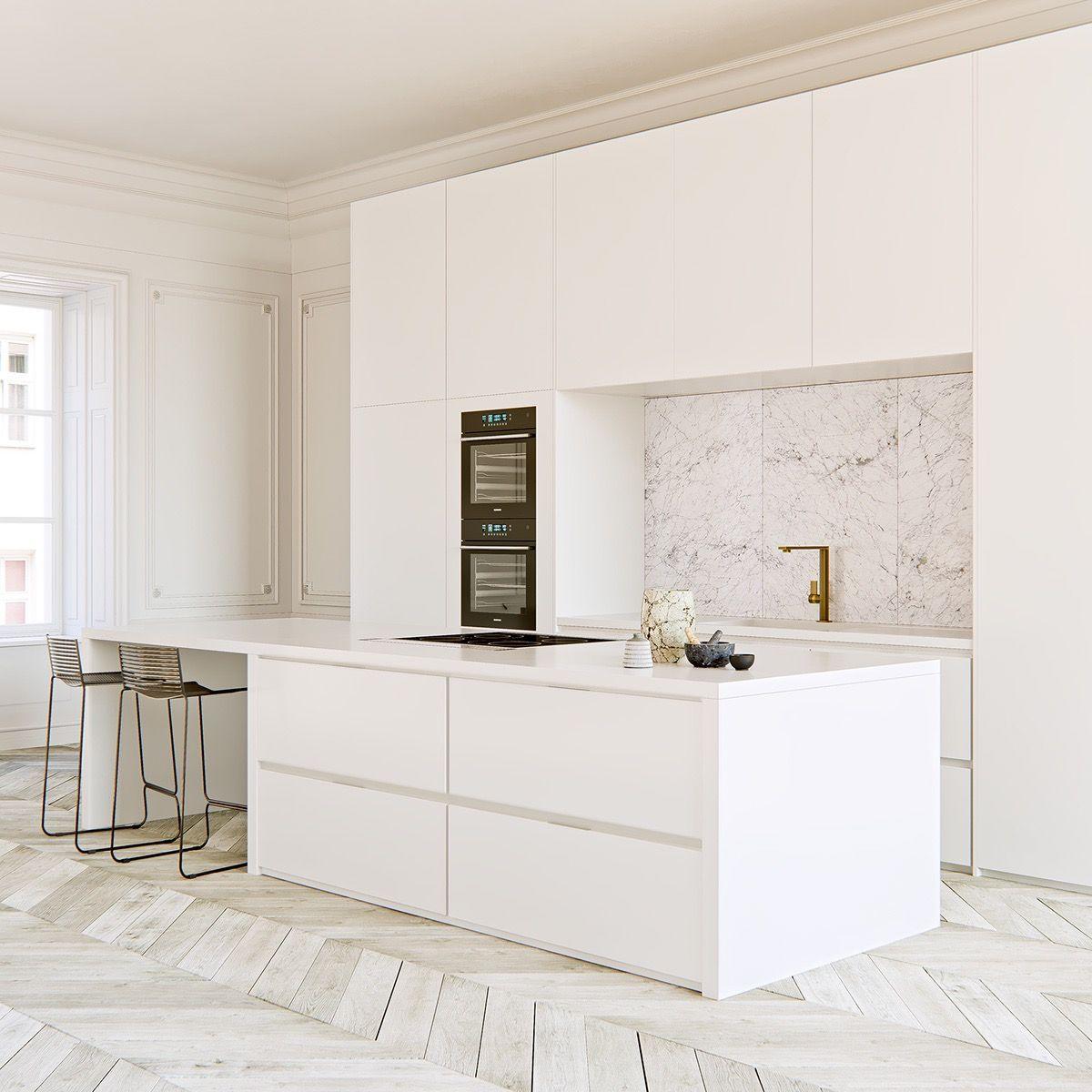 Photo of 50 stunning modern kitchen island designs # futuristic design # house design …