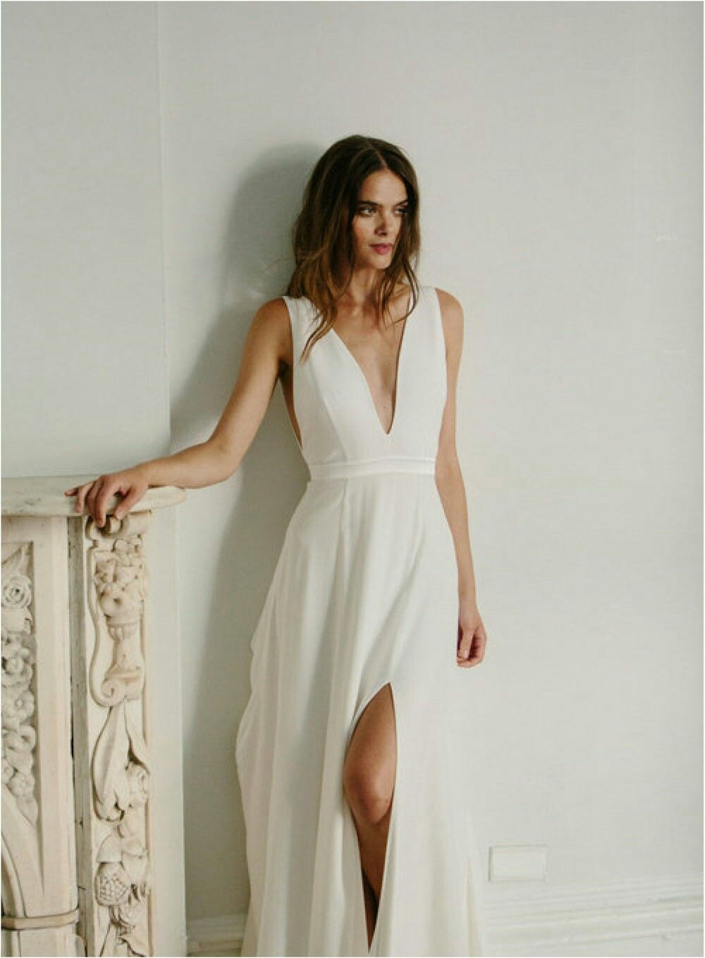Dresses for summer wedding reception  Pin by Ali Senal on Wedding  Pinterest  Wedding Wedding dress and