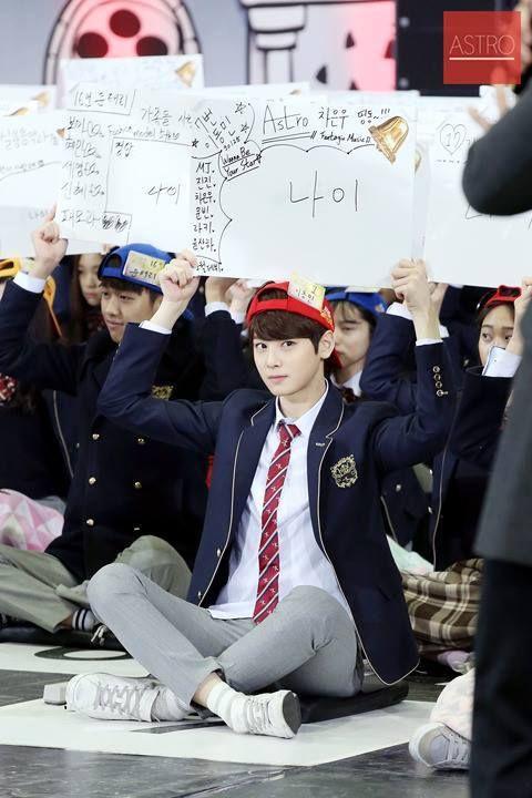 [03.01.16] Astro official Fancafe - EunWoo
