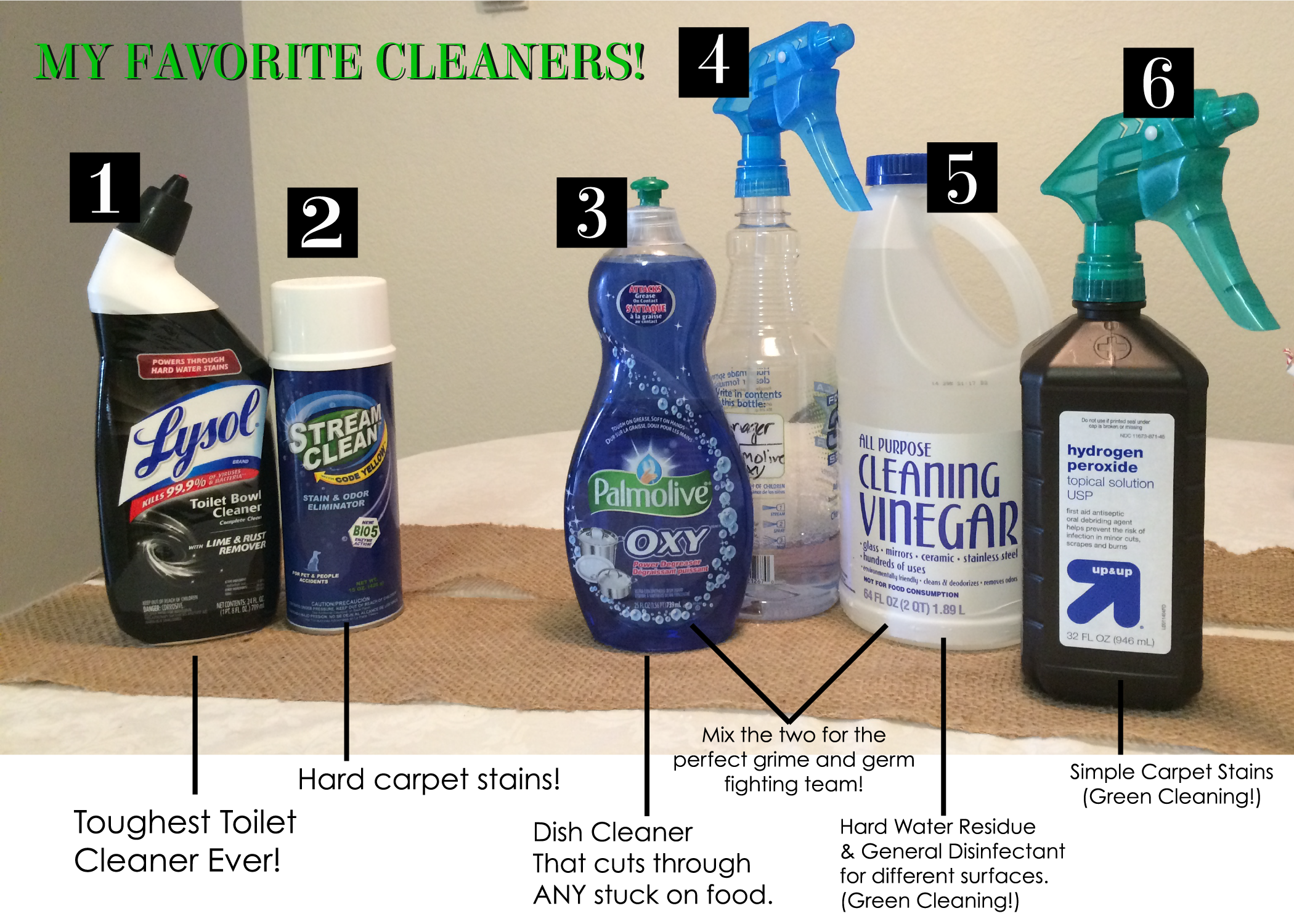 BEST CLEANERS | 2) Removes TOUGH stains from carpets. Used it on ...