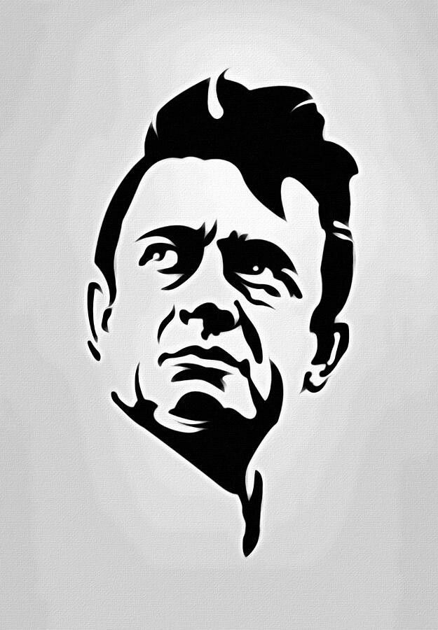 Download Pin by Kate on Pillows | Johnny cash tattoo, Johnny cash ...