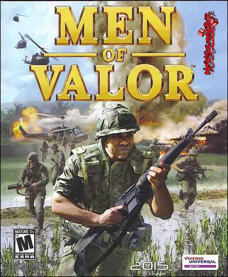 Men of Valor PC Game Free Download Full Version, System