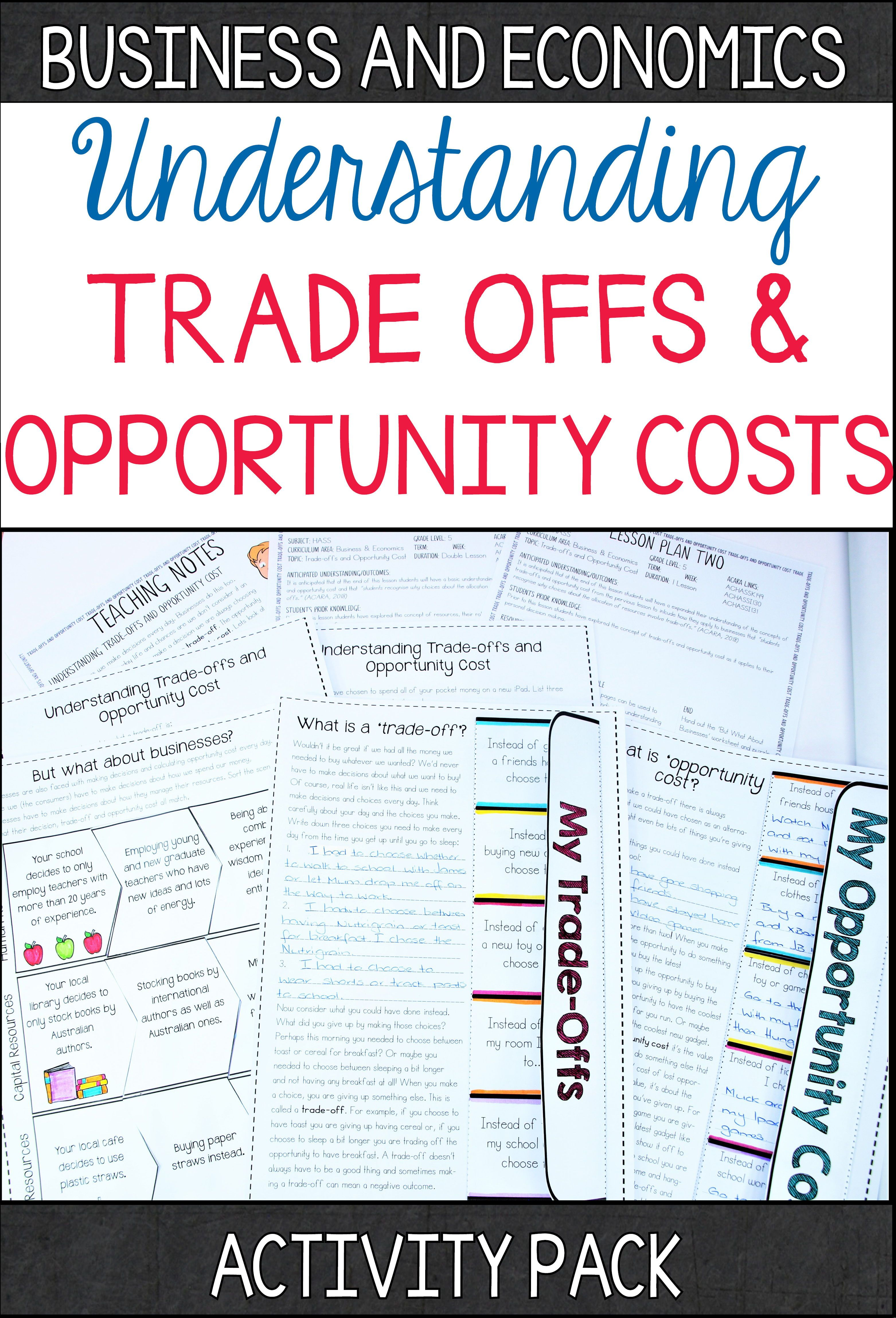 important of opportunity cost
