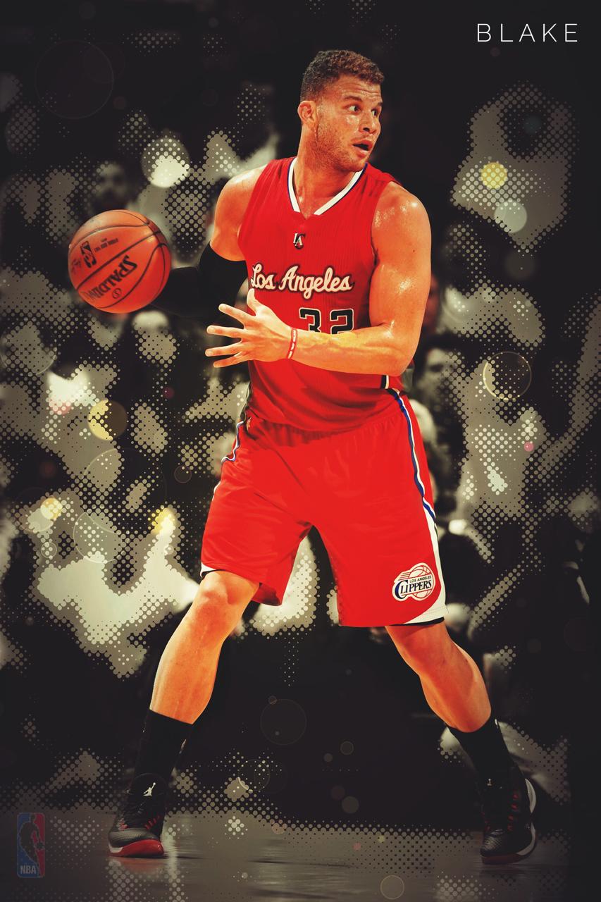 Blake Griffin Wallpaper Nba Legends Blake Griffin Basketball