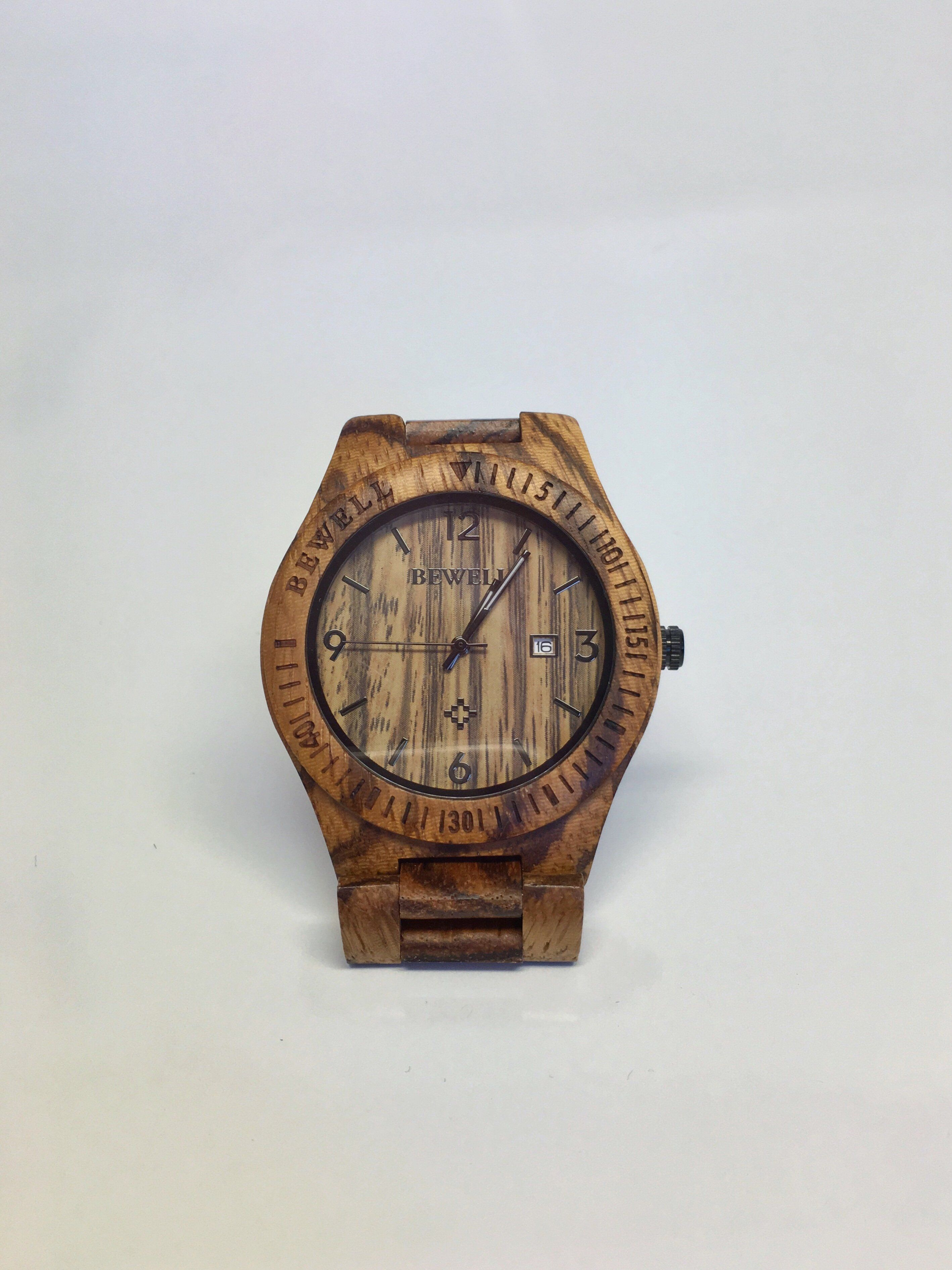 Zebra wood watch products pinterest products