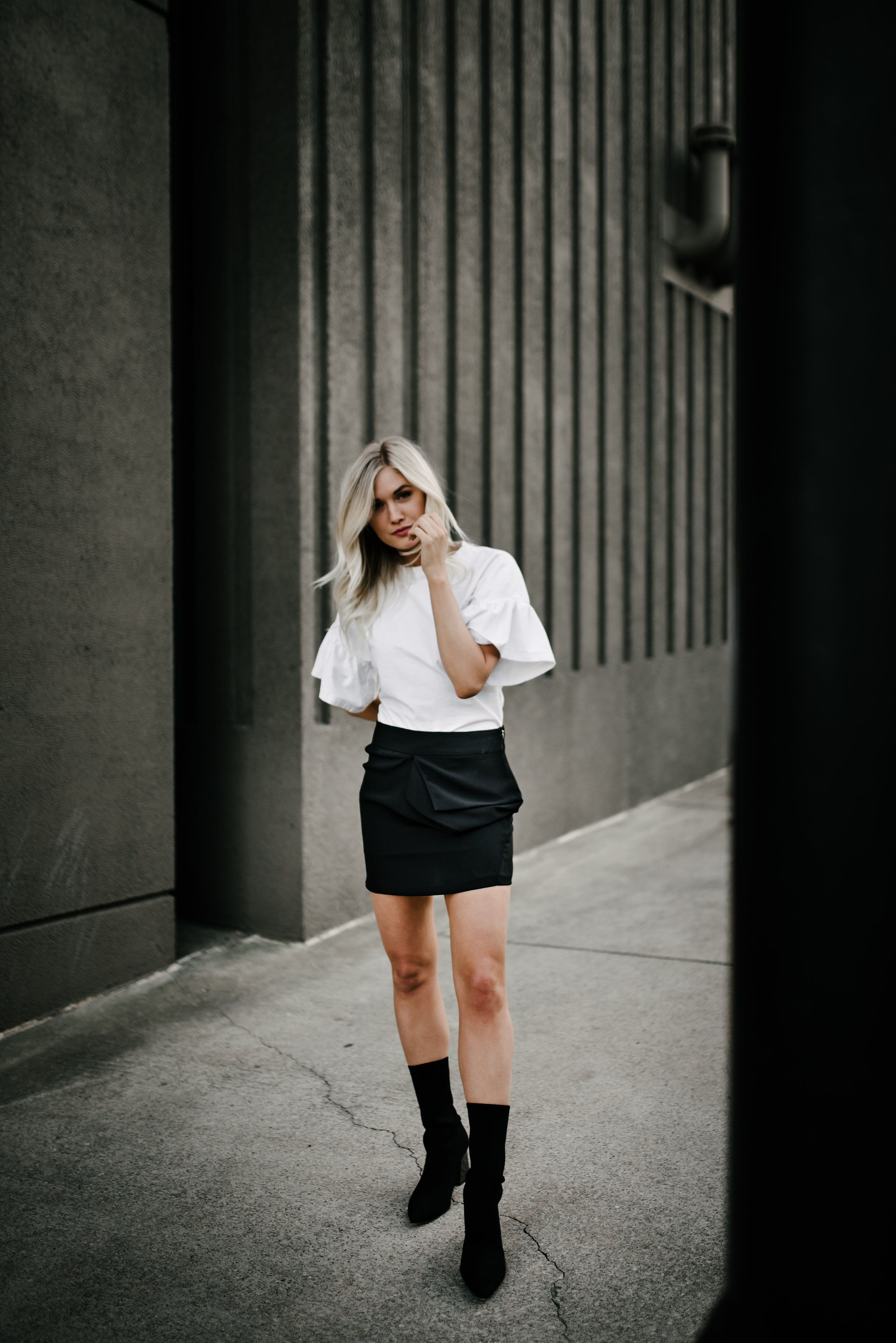 Anna Cate Collection SKYLAR TOP// wear as a top or skirt