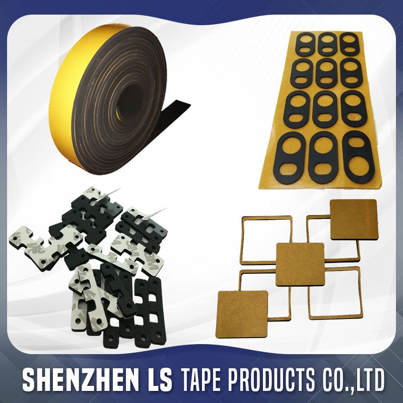 Single Or Double Sided Adhesive Backed Foam Rubber Double Sided Adhesive Adhesive Double Sided