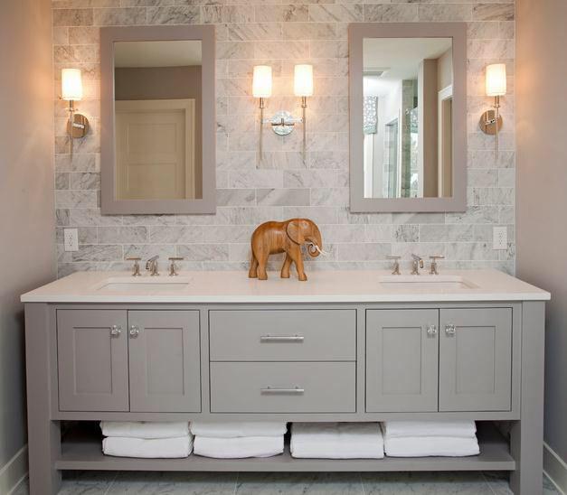Cabinet Bathroom Styling House Bathroom Bathroom Design