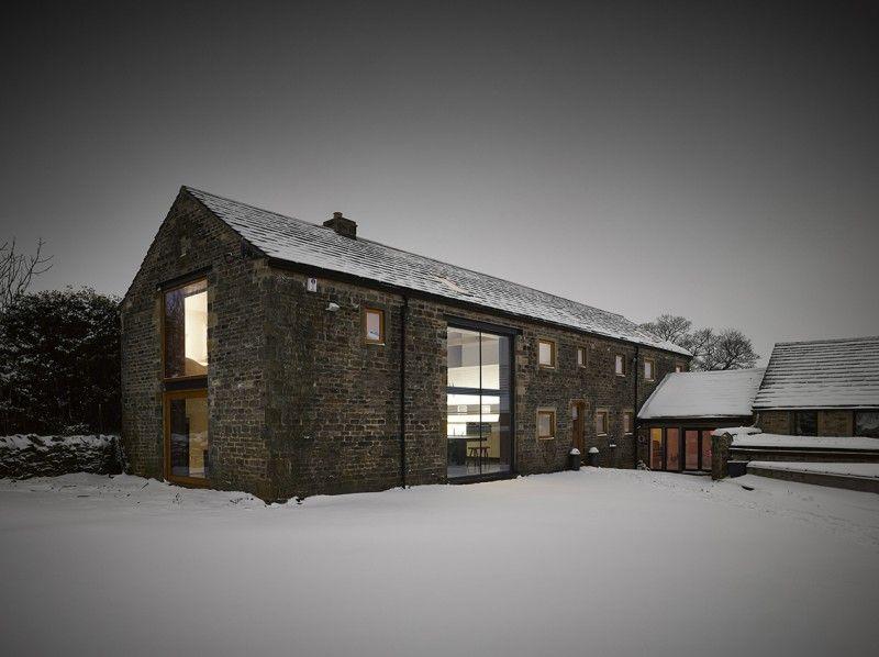 rénovation d'une grange par snook architects | grange, rénovation