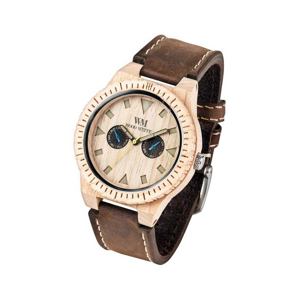 Buy The Tiger Wood Watch Made From Of Natural Wood And