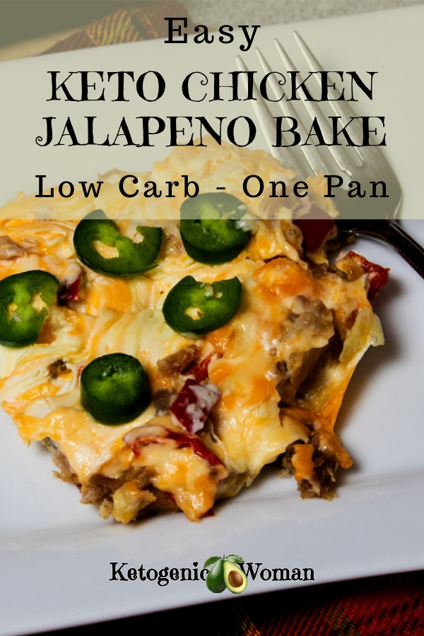 Low Carb Chicken Cream Cheese Jalapeno Bake is part of Keto - Tools needed Microwavable bowl Silicone cake pan ( love these and nothing sticks to them!)