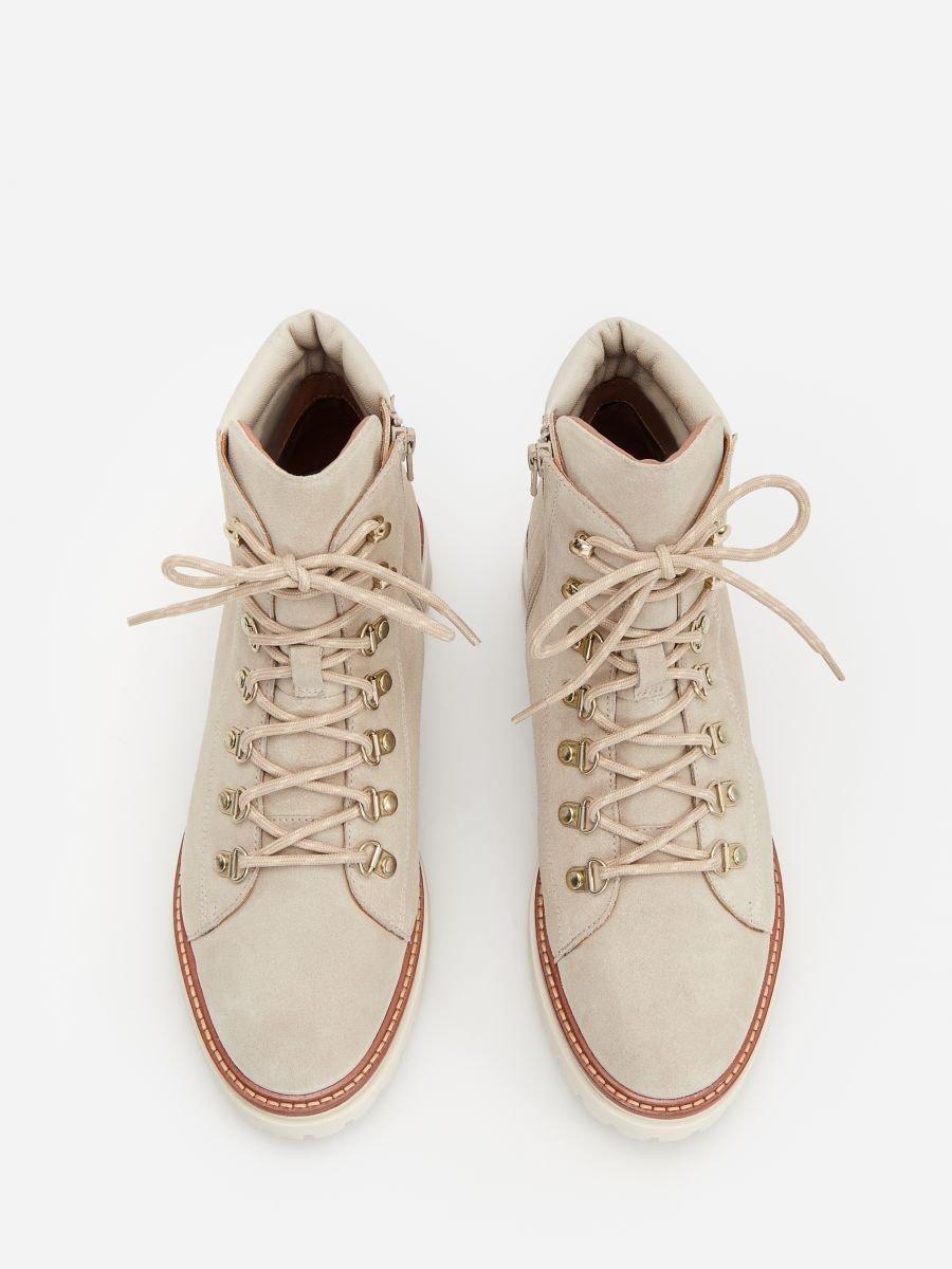 Kupuj Online Zamszowe Trzewiki Reserved Zk797 08x Baby Shoes Shoes Sneakers