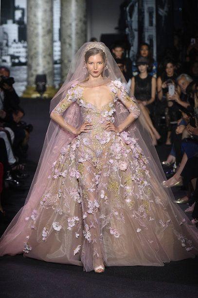 Die schönsten Brautkleider für 2018 | Wedding dress, Gowns and Couture