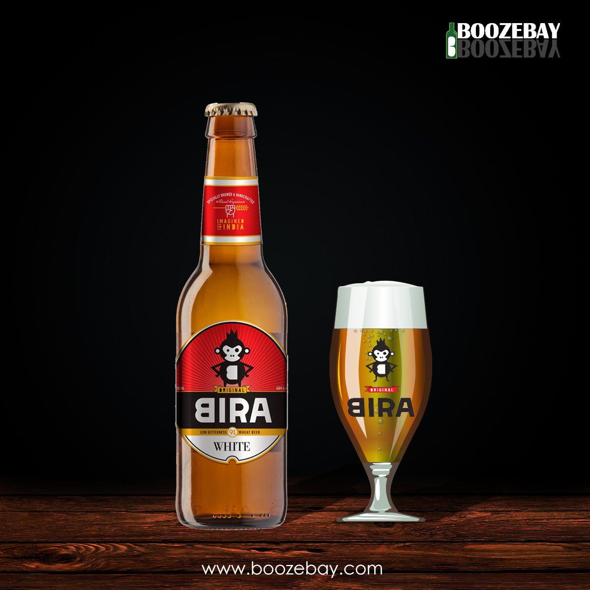 Bira 91 White Beer Beer, Different types of beer, Beer