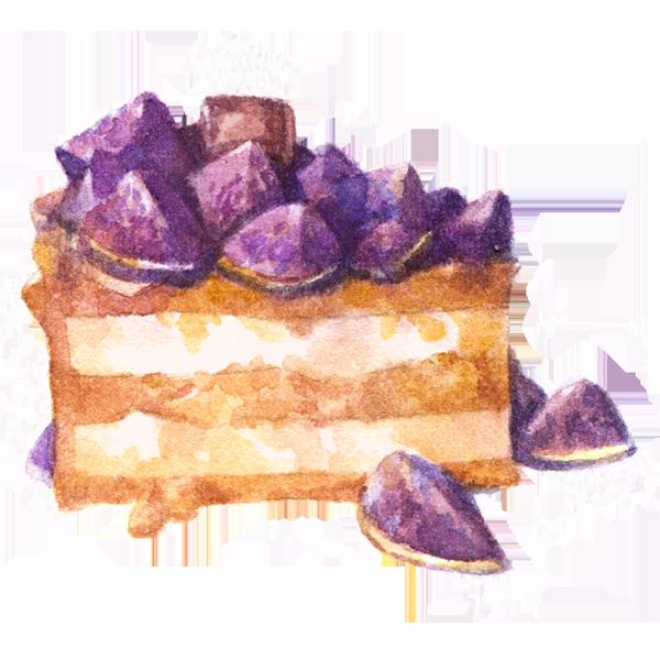Fig Cake Recipe Food