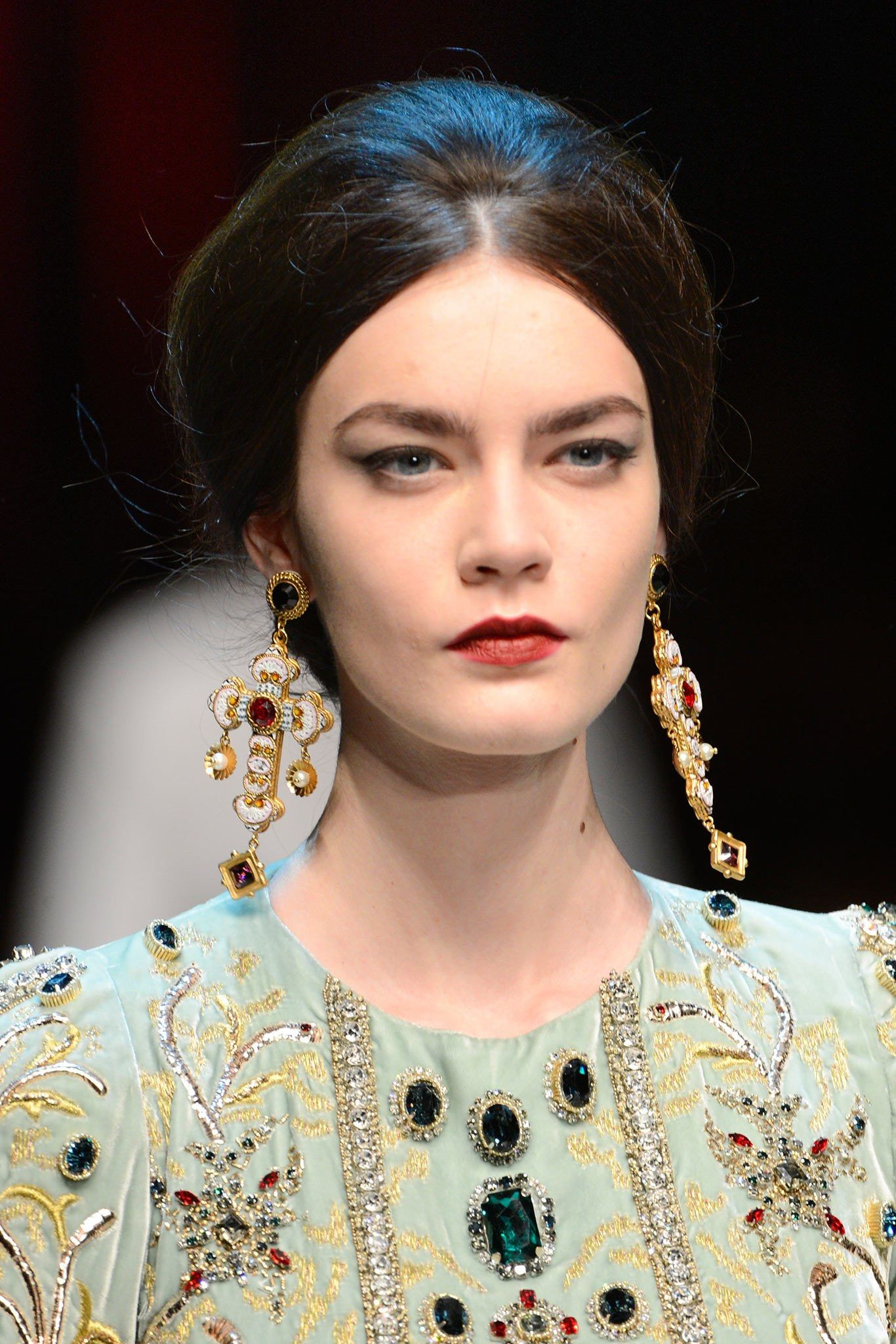 Dolce & Gabbana Fall 2013 ReadytoWear Fashion Show